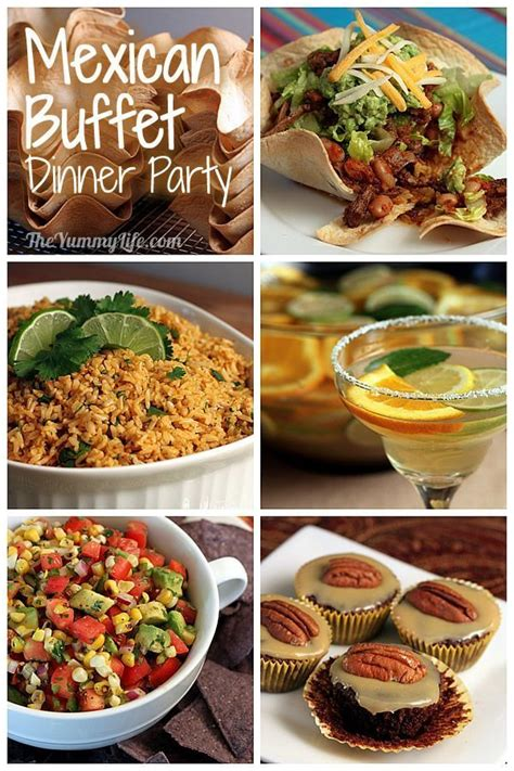The 25 Best Mexican Food Buffet Ideas On Pinterest Taco Buffet Recipe Ideas