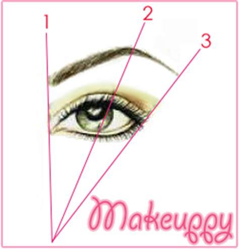 sopracciglie ad ala di gabbiano come definire le sopracciglia makeuppy