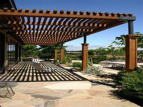 Patio Designs With Pergola Pergola Roof Ideas Pergola Patio Roof Design Attached