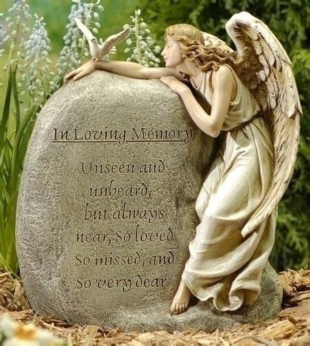 611 Best Memorial Poems Images On Pinterest Memorial Rocks For Garden
