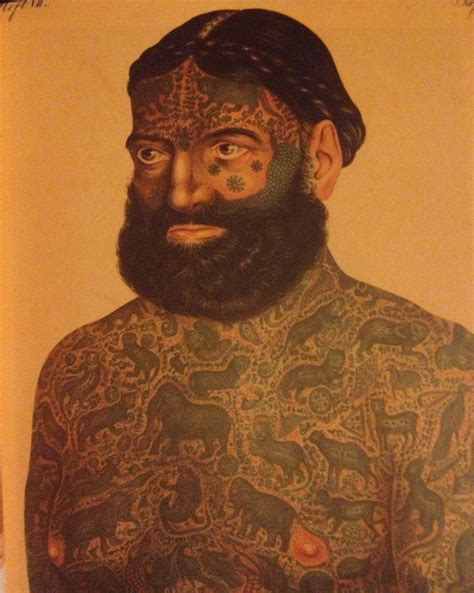 constantine tattoo prince constantine albania about 1870 history