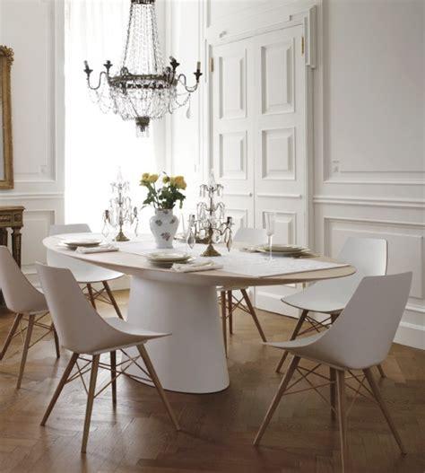 Parisian Dining Room by Gorgeous Modern Interiors 40 Pics Decoholic