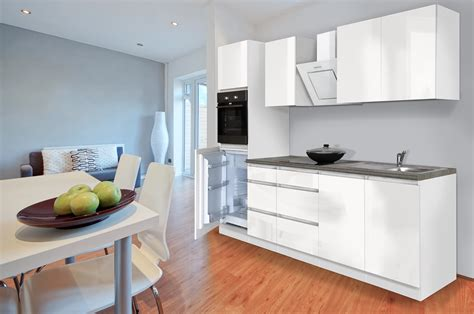 küchenblock klein respekta premium grifflose k 252 chenzeile k 252 che k 252 chenblock