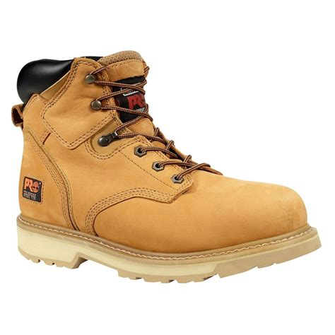 Timberland Pro Leather s timberland pro 6 quot pit leather workboots