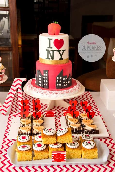 1 Year Birthday Ny - new york birthday birthday ideas photo 1 of