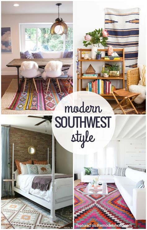 southwest style remodelaholic inspiration file wild modern