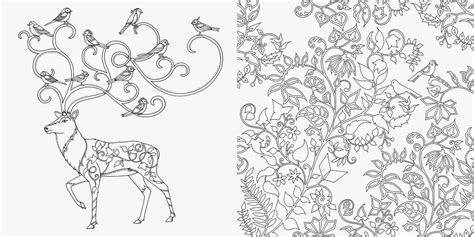enchanted forest coloring book surlalune tales thursday enchanted forest