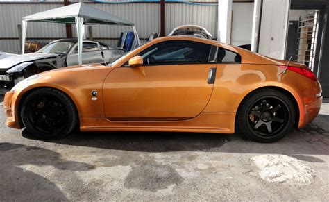 orange nissan 350z 04 nissan 350z upcomingcarshq com