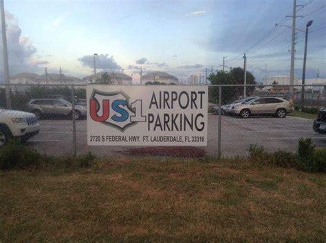 garaje reservations us1 airport parking fll fort lauderdale reservations