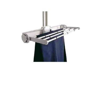 portapantaloni estraibile per armadi portapantaloni piegabile per cabine armadio quadro