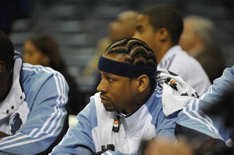 allen iverson come off the bench the iverson dilemma logic doesn t live here anymore
