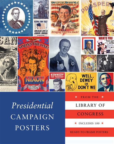the candidate books presidential caign posters quirk books publishers