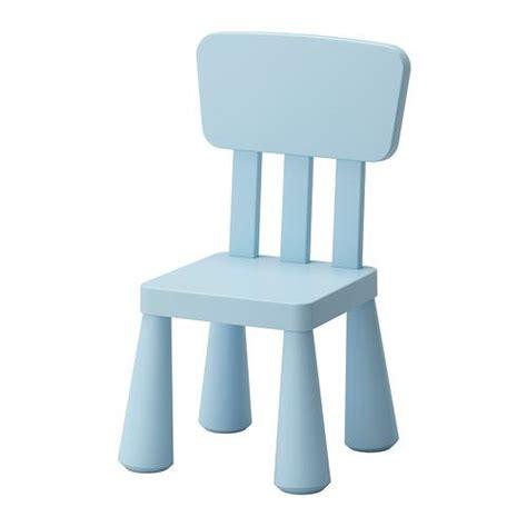 ikea mammut childrens kids chair plastic light blue pink green  ebay