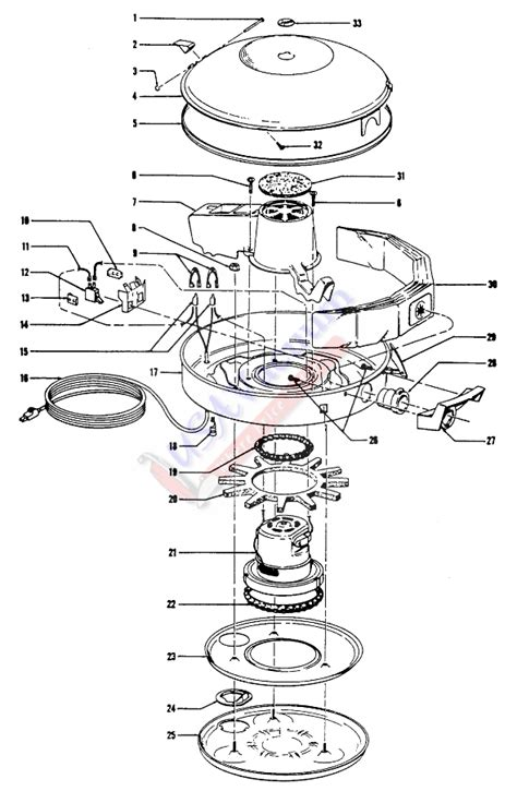 filter vacuum wiring diagram electrical schematic