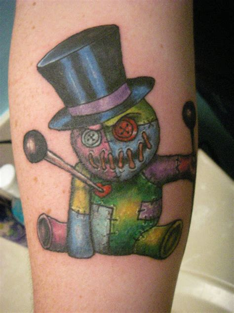 doll tattoo voodoo tattoos designs ideas and meaning tattoos for you