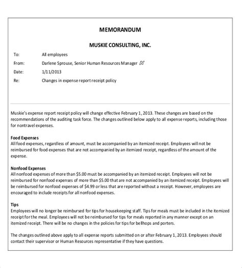 Business Letter Memorandum Style professional memo template 15 free word pdf documents
