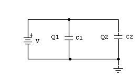 capacitor circuit parallel engineering fundas