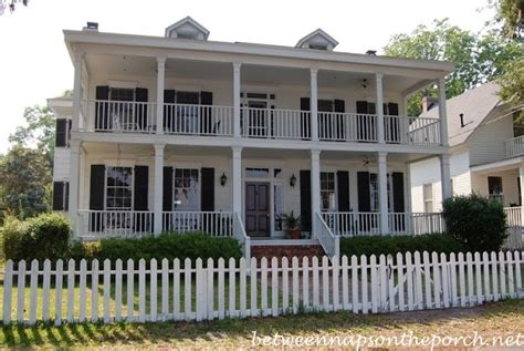 Southern Style House Plans With Porches by Porch Designs Amp Ideas Build A Two Story Porch Or Double Porch