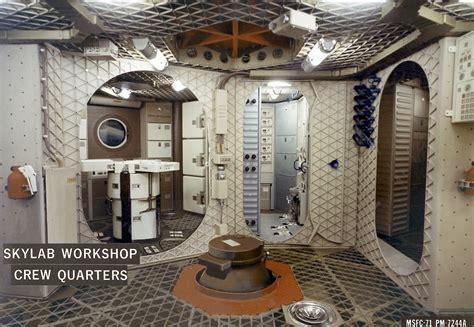 Living Dining Room file internal arrangement of the skylab orbital workshop