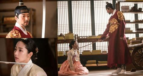 dramafire queen for 7 days quot queen for 7 days quot hints at rising tension between lee