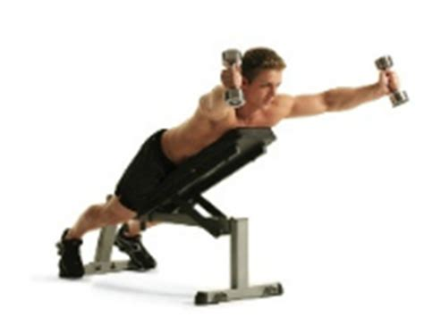 back raise bench power up your arms men s health singapore