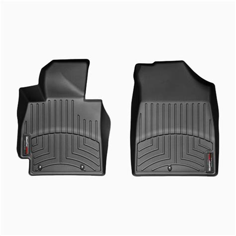 weathertech digitalfit floorliner floor mats for 17 16 hyundai veloster