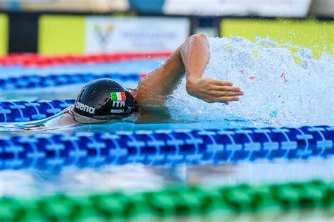 vasca corta nuoto mondiali vasca corta 4x100 stile libero maschile