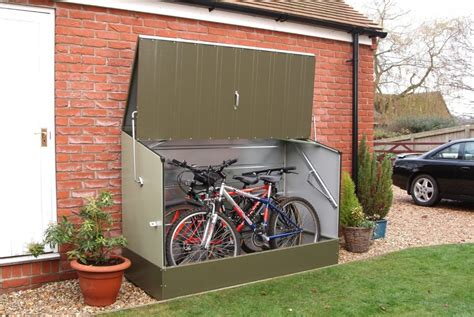 Mountain Bike Shed by 5 Best Bike Storage Sheds The Backyard