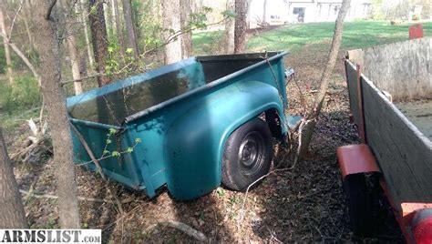 truck bed trailer for sale armslist for sale trade 1954 ford truck bed trailer