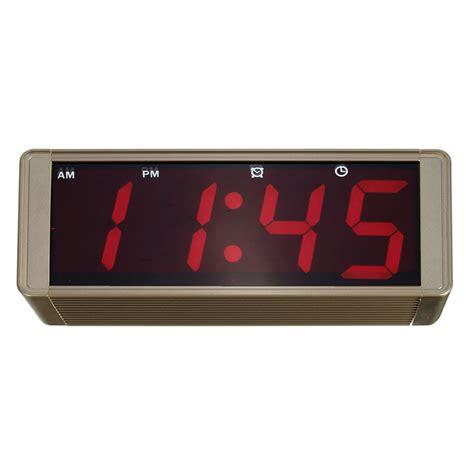 digital wall clock modern ultra large display led digital wall clock metal