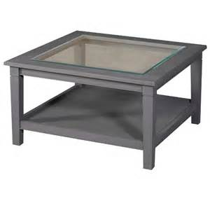 mobilier table vitre pour table basse
