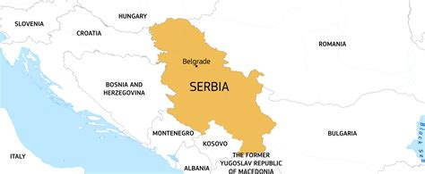 Sérvia Serbia European Commission
