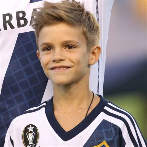 boys short athletic haircuts 25 best romeo beckham images on pinterest boy cuts