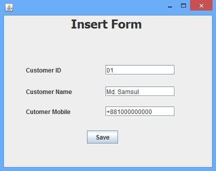 tutorial dompdf codeigniter how to data insert in mysql using swing tech tutorial