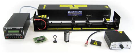 laser diode kit alphalas dpss laser kit for education and research laskit 174 500