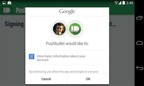 sign into chrome on android how to get all your android notifications on your pc or mac