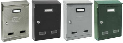 cassette postali americane 187 cassetta postale americana