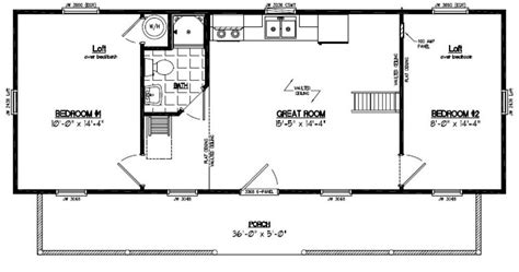 10 X 20 Interior Floor Plans by 10x20 Storage Container Home Floor Plan Free