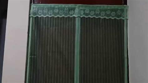 Tirai Magnit Pintu grosir tirai magnet anti nyamuk hub 081222620256 versi