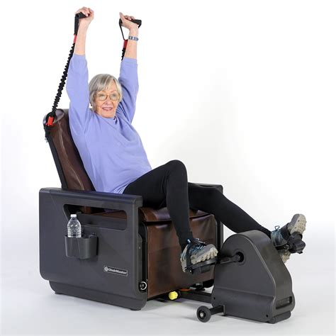 Exercise For Chair by Chairmaster Exercise Chair Adds Fitness Dealers