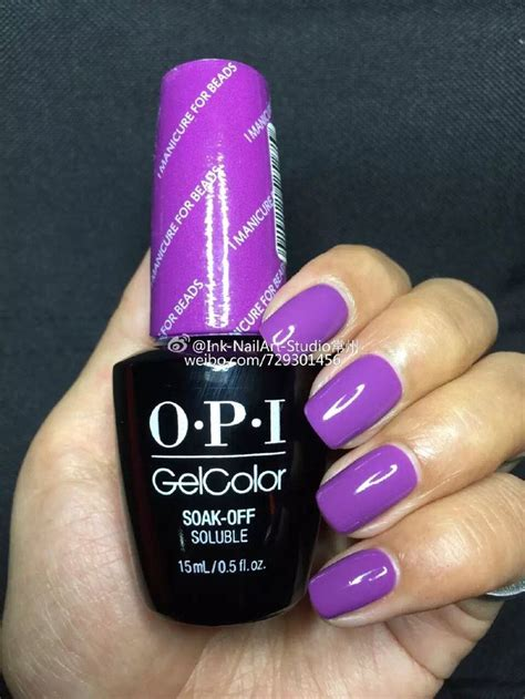 opi hair color 236 best opi gelcolor images on pinterest nail polish