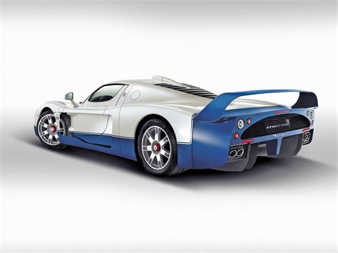 maserati mc12 race car weili automotive network