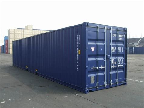 45 Feet To Meters by 40ft Shipping Containers For Sale The Container Man Ltd