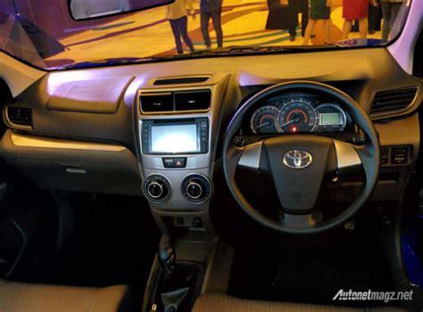 Meja Dashboard Great New Xenia Grand New Avanza Ori 2 toyota grand new avanza 2015 resmi diluncurkan di indonesia