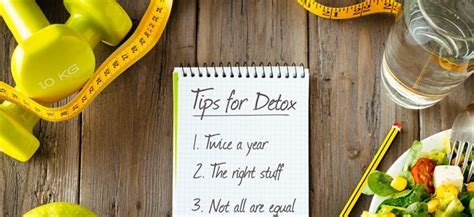 Strategies For Detoxing by 3 Tips To Doing Detox Right Wellness