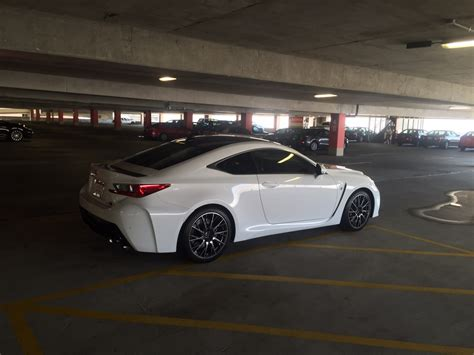 lexus rcf white interior welcome to lexus rc f owner roll call member