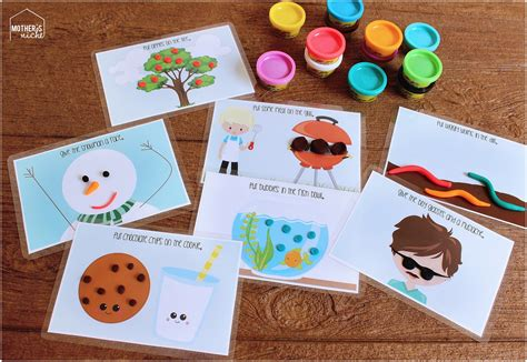 printable playdough mats play dough activity mats busy bag printables