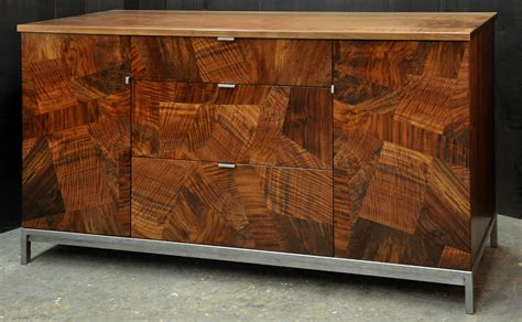 dorset custom furniture a woodworkers photo journal a claro walnut sideboard