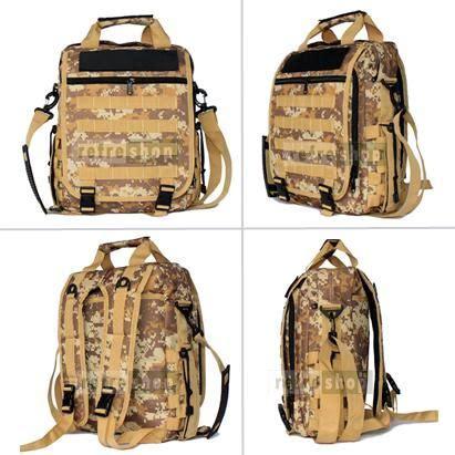 Tas Selempang Army 003 tas yang biasa di sebut dengan tas warior ini selain di