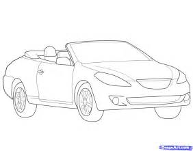 Convertible Colouring Pages Page 2 sketch template